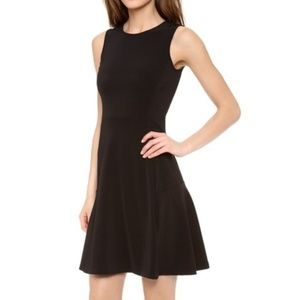 Theory Black Nikay Dress